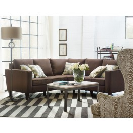 Parker Java Two Corner Two Sectional