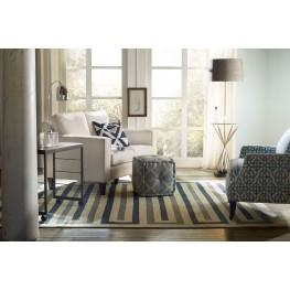 Parker Almond Living Room Set