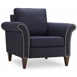 Pippa Midnight Blue Chair