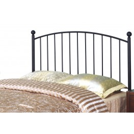 2619Q Coffee Queen/Full Size Size Headboard / Footbaord