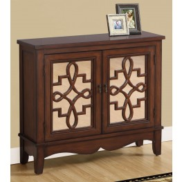 3846 Dark Walnut Accent Chest