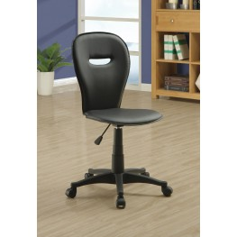 4270 Black Office Chair