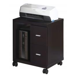 7004 Cappuccino File Cabinet