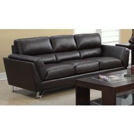 Dark Brown Match Sofa