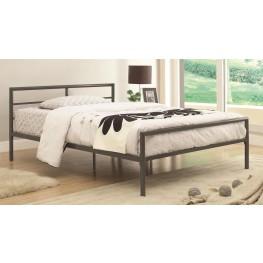 300279F Full Metal Bed