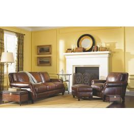 Ashland Espresso Living Room Set