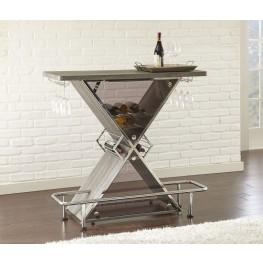 Joanna Grey Bar Table