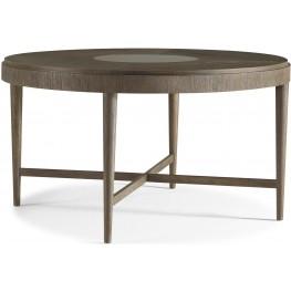 Jasper Nutmeg Round Dining Table