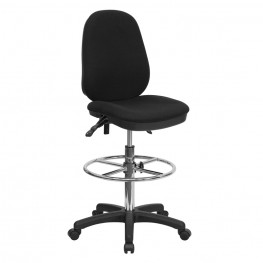Ergonomic Multi Functional Triple Paddle Drafting Stool