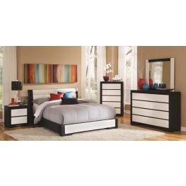 Kimball Panel Bedroom Set