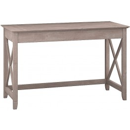 "Key West Washed Gray 48"" Writing Desk"