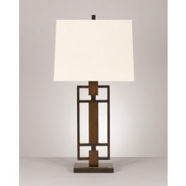 Omaris Metal Table Lamp Set of 2