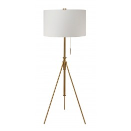 Zaya Gold Floor Lamp