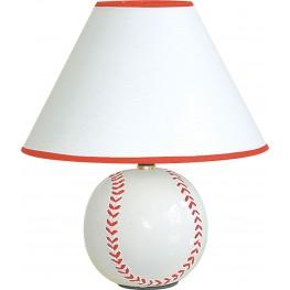 Sparta Baseball Table Lamp