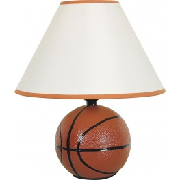 Sparta Basketball Table Lamp