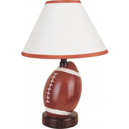 Sparta Football Table Lamp