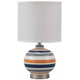 Sirene Multi Ceramic Table Lamp