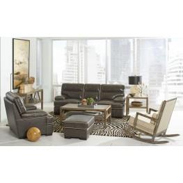 Asheville Smoke Living Room Set