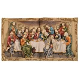 """Divina 19.75"""" Last Supper Plaque"""