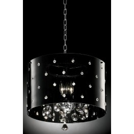 Bronte Hanging Crystal/Acrylic Ceiling Lamp