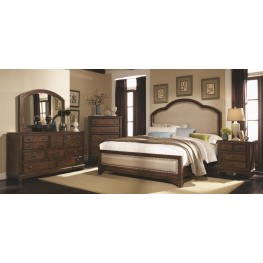 Laughton Panel Bedroom Set