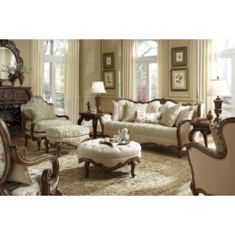 Lavelle Melange Living Room Set from Aico (54815-BISQU-34) | Coleman Furniture