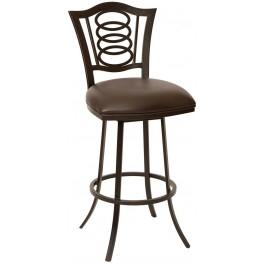"Essex 30"" Coffee Barstool"