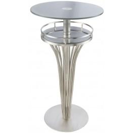 Yukon Gray Bar Table