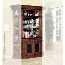 Leonardo 2pc Bar Base & Hutch