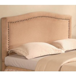 Tan Queen Headboard 300367Q
