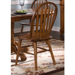 Nostalgia Arrow Back Windsor Side Chair Set of 2