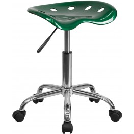 Vibrant Green Tractor Seat Stool (Min Order Qty Required)