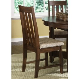 Urban Mission Upholstered Side Chair Set of 2