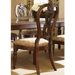 Messina Estates Splat Back Side Chair