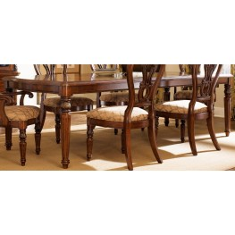 Messina Estates Rectangular Leg Table