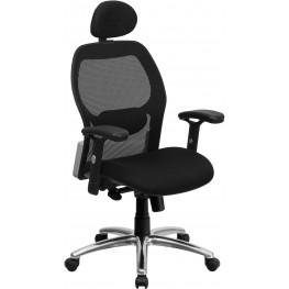 High Back Super Office Chair With Knee Tilt Control (Min Order Qty Required)