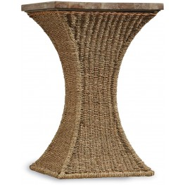Studio 7H Brown Rope Accent Table