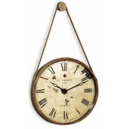 Watchman Wall Clock