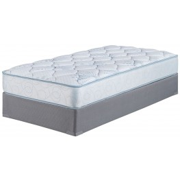 Kids Bedding Innerspring Twin Size Mattress With Foundation