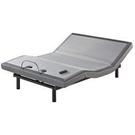 White King Adjustable Bed