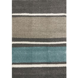 "Maroq Lazy Stripes Soft Touch 94"" Rug"