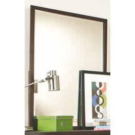 Smart Solutions Merlot Vertical Mirror