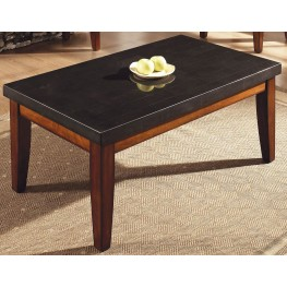 Granite Bello Medium Cherry Cocktail Table