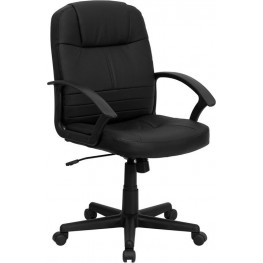 31300 Black Executive Swivel Office Chair