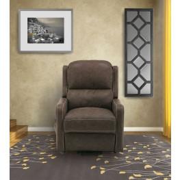 Joplin Chinchilla Lay Flat Reclining Lift Chair