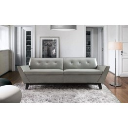 Wegner Cloud leather Living Room Set