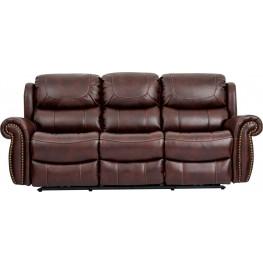 Pompei Brazil Dual Reclining Sofa