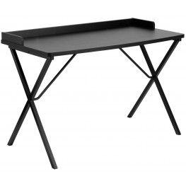 Black Metal Computer Desk (Min Order Qty Required)