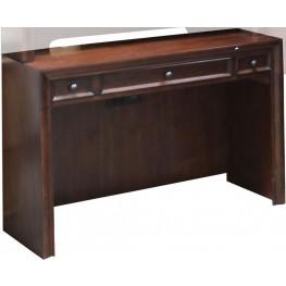 """Napa Bourbon 42"""" In-Wall Desk"""