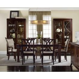 Palisade Brown Rectangular Dining Room Set